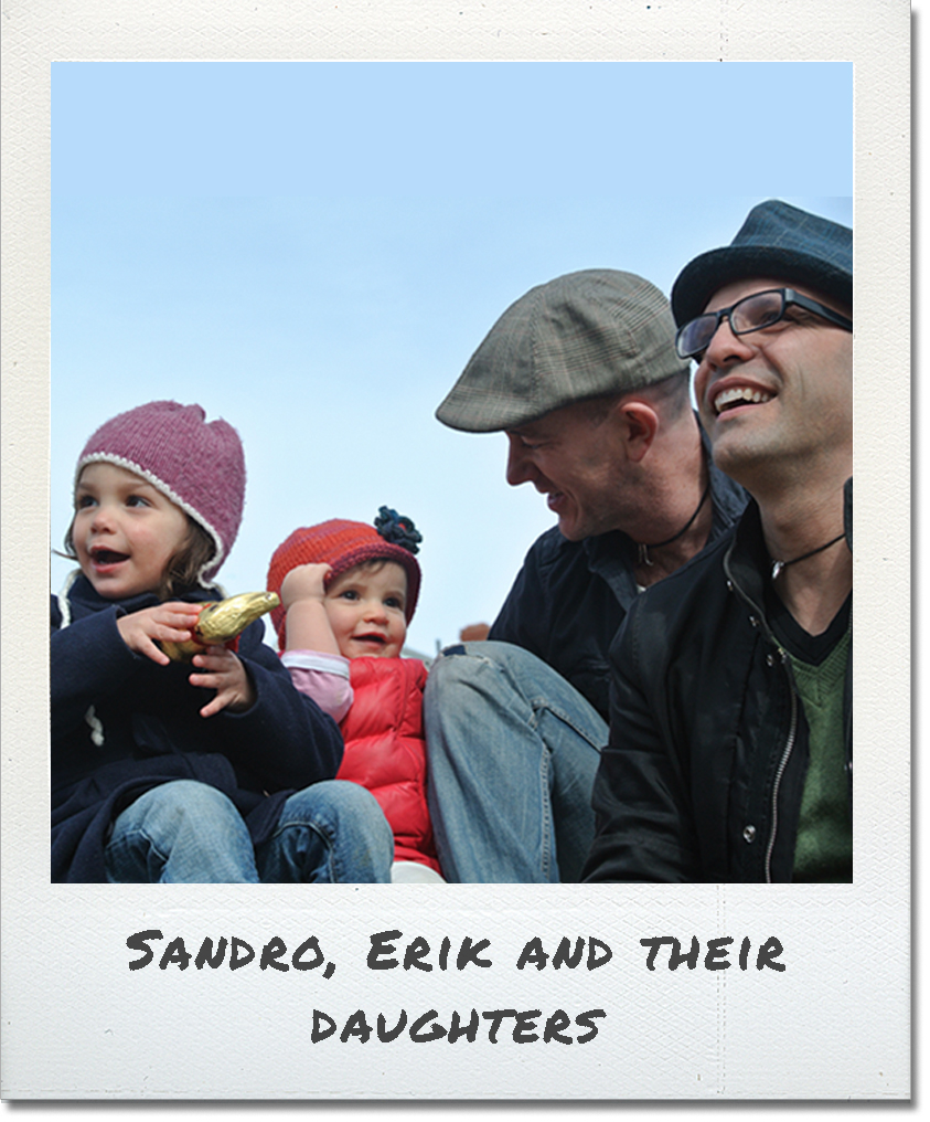 sandro-erik-and-their-daughters
